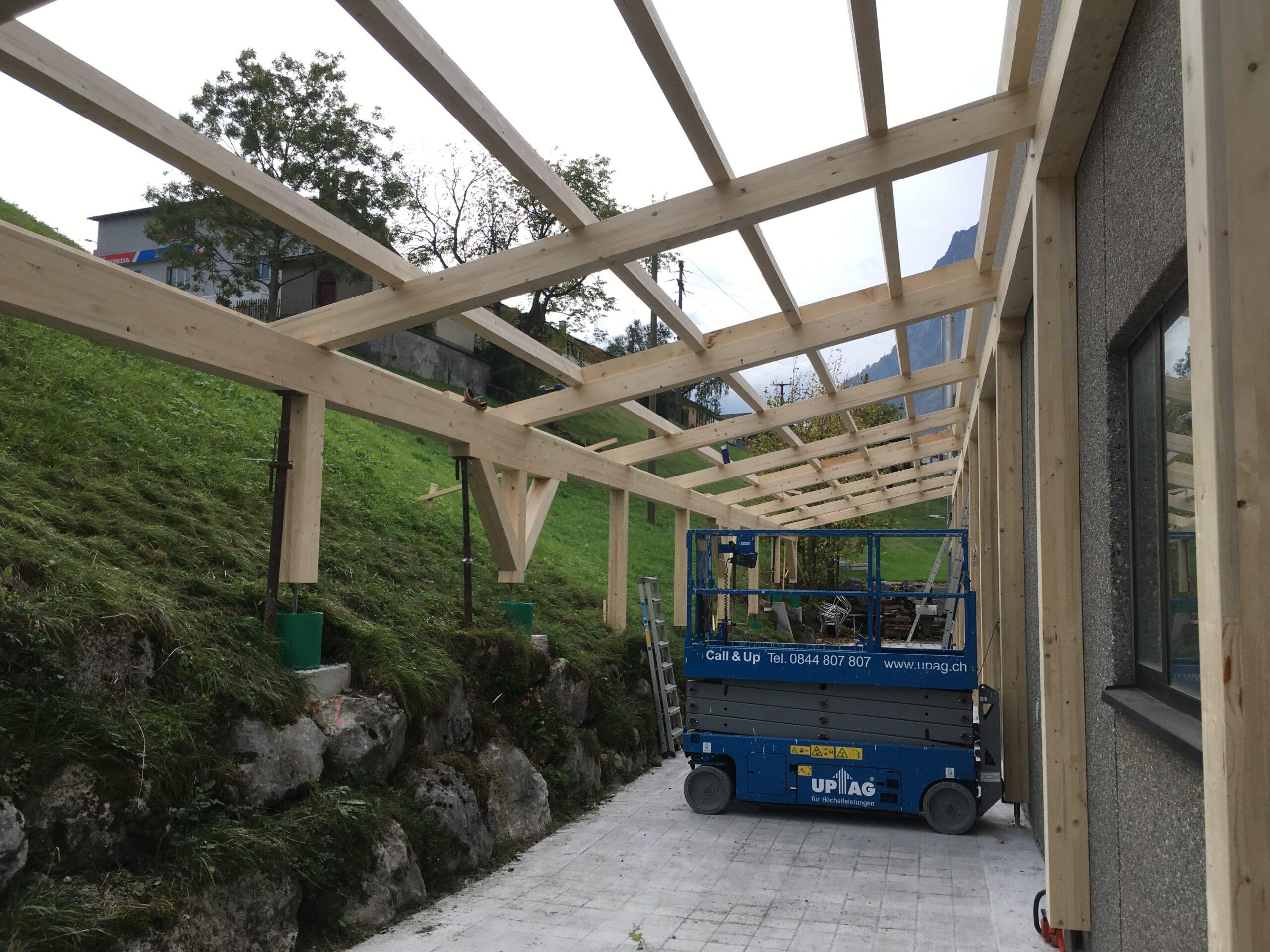 Traditionelle Holzbauten (4)